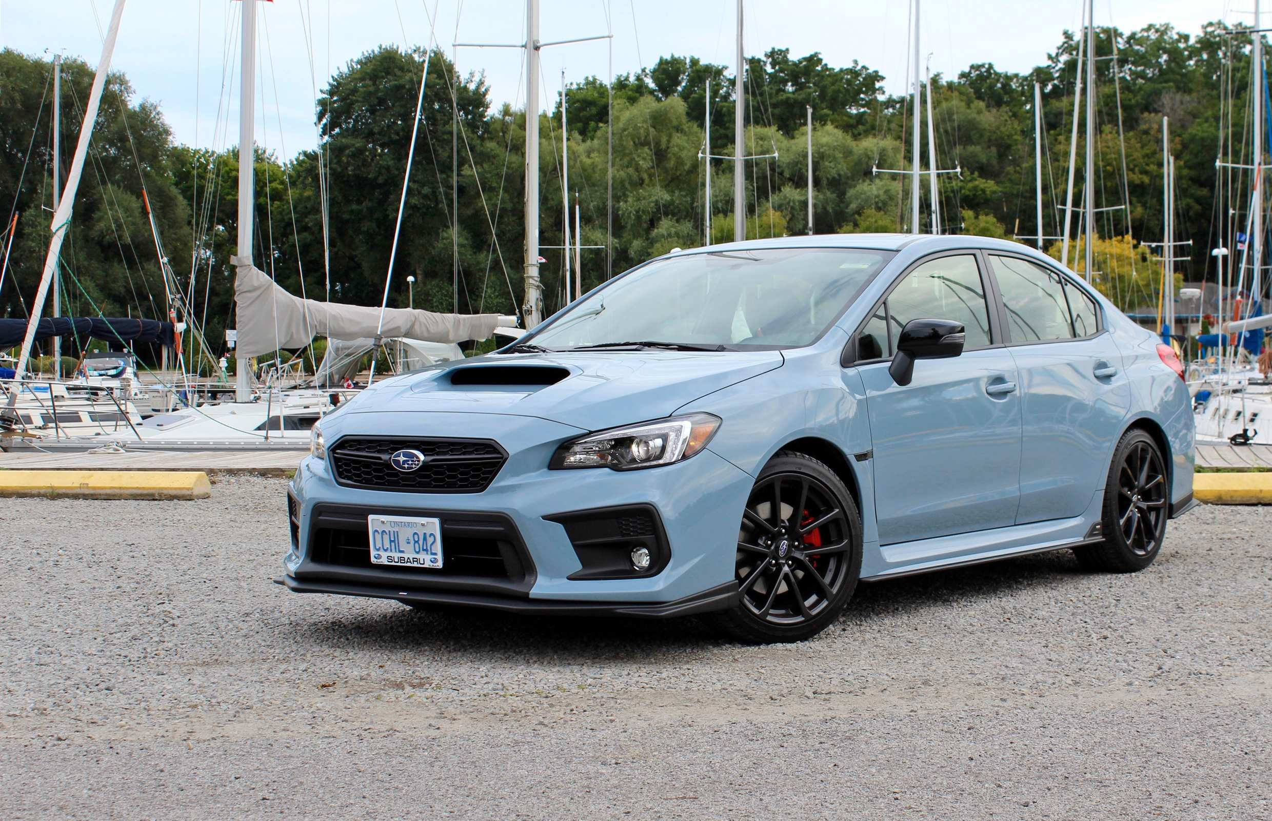 52 The Best 2019 Subaru Sti Price Specs And Review