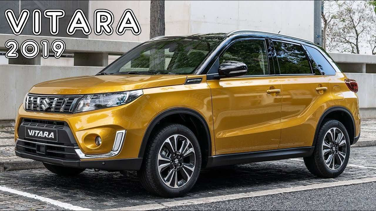 52 The Best 2020 Suzuki Grand Vitara Preview Reviews