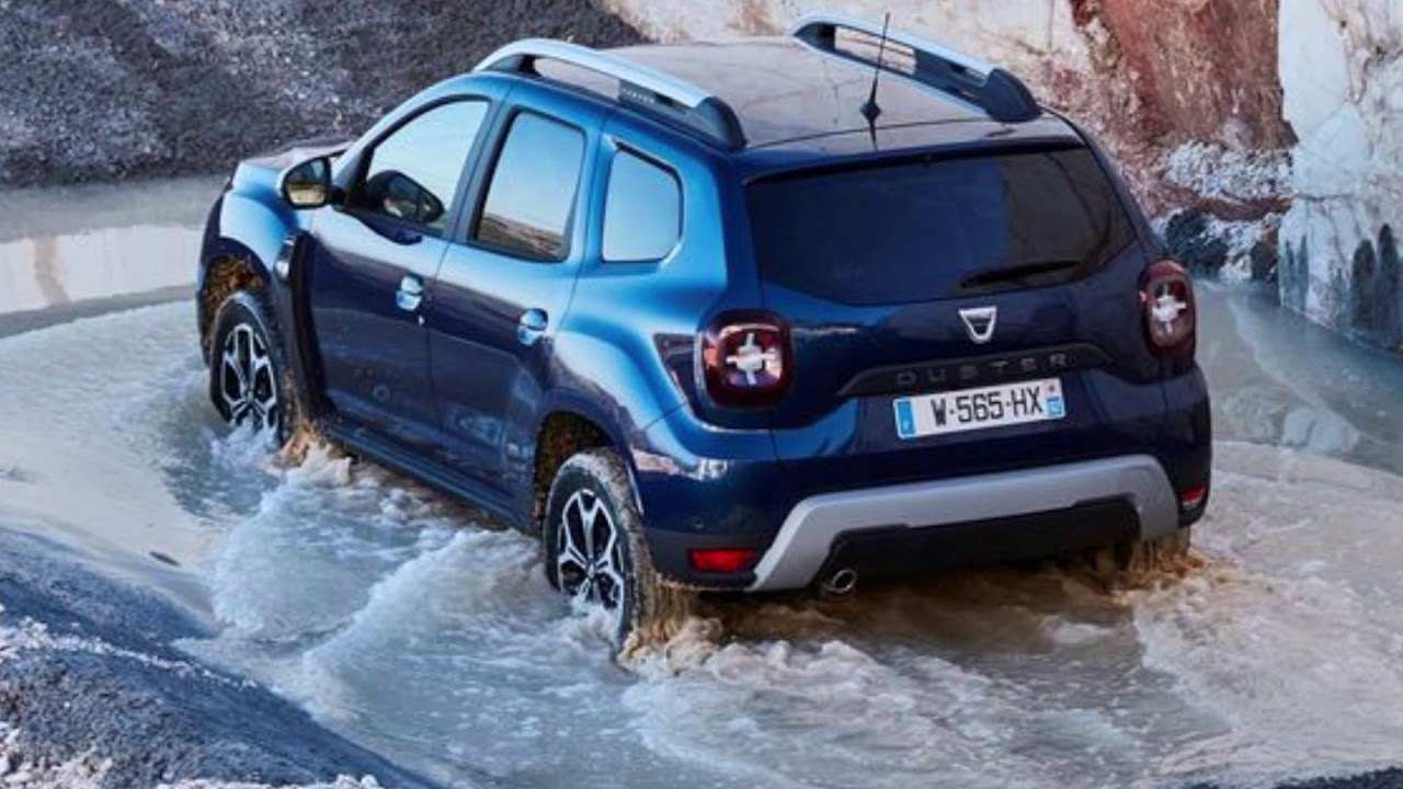 52 The Best Renault Duster 2019 Colombia First Drive