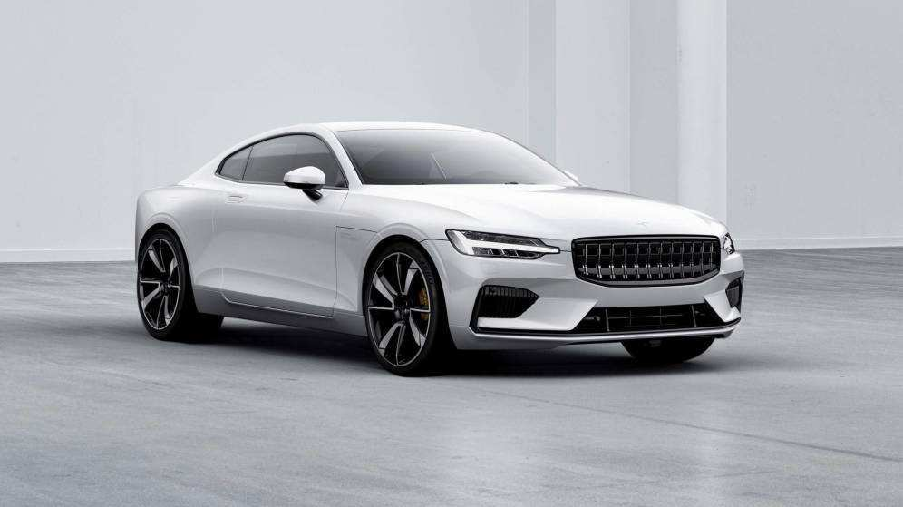 52 The Best Volvo 2019 Coches Electricos Spy Shoot