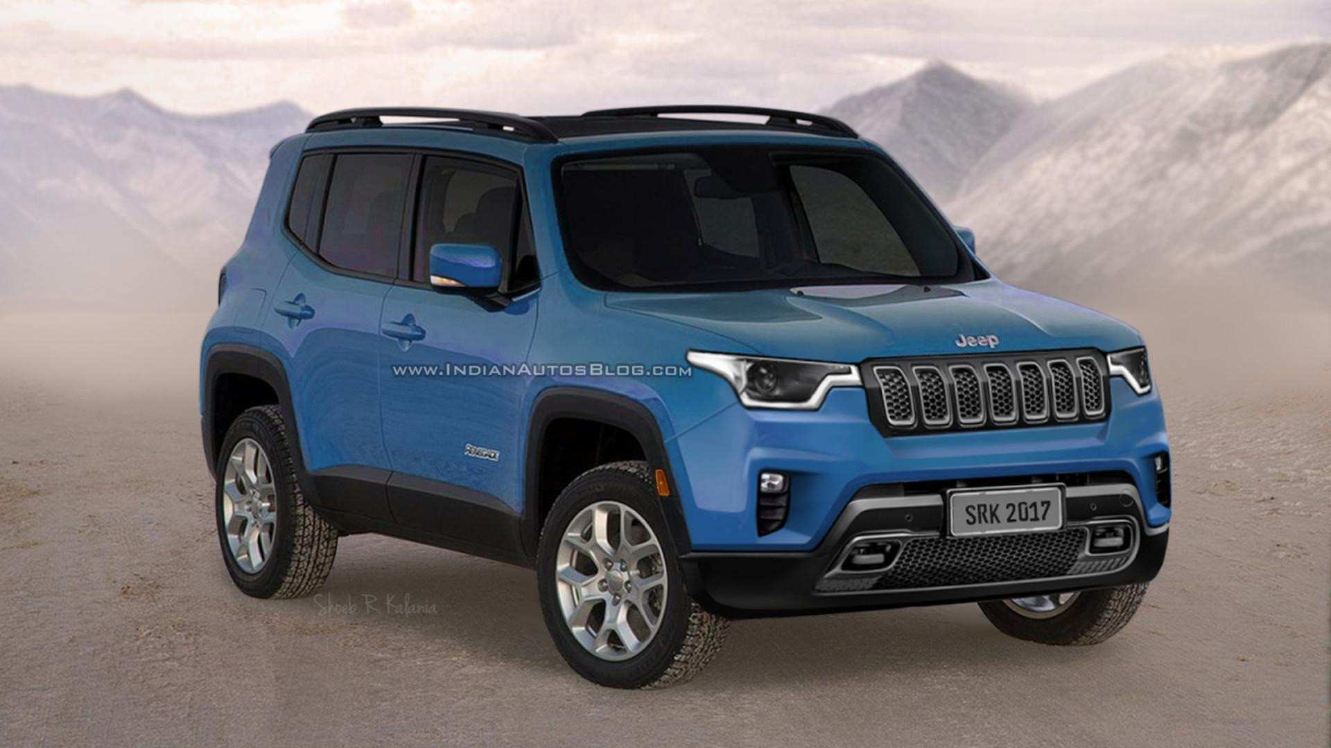52 The Jeep Renegade 2020 Release Date New Model And Performance