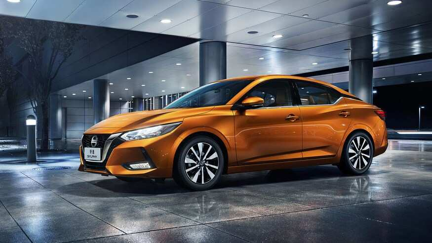 52 The Nissan Sentra Redesign 2020 Performance