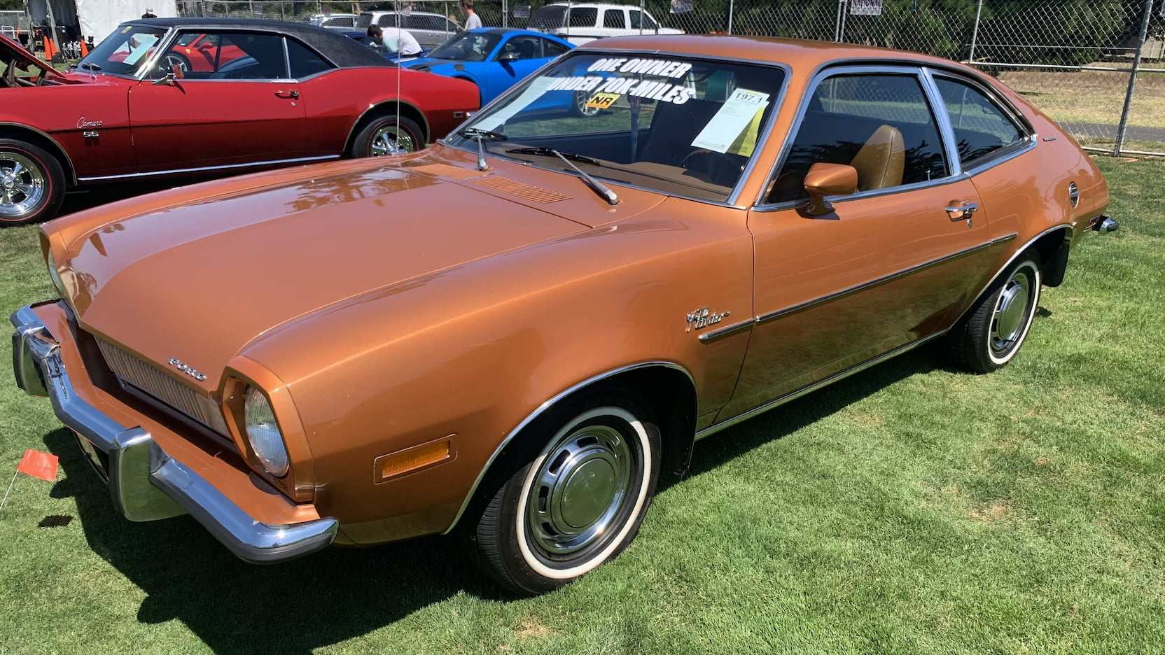 53 A 2019 Ford Pinto First Drive
