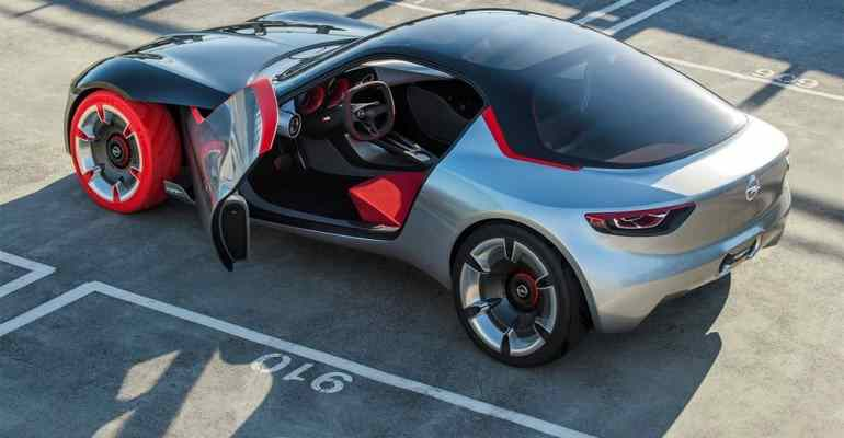 53 A 2019 Opel Gt Review And Release Date