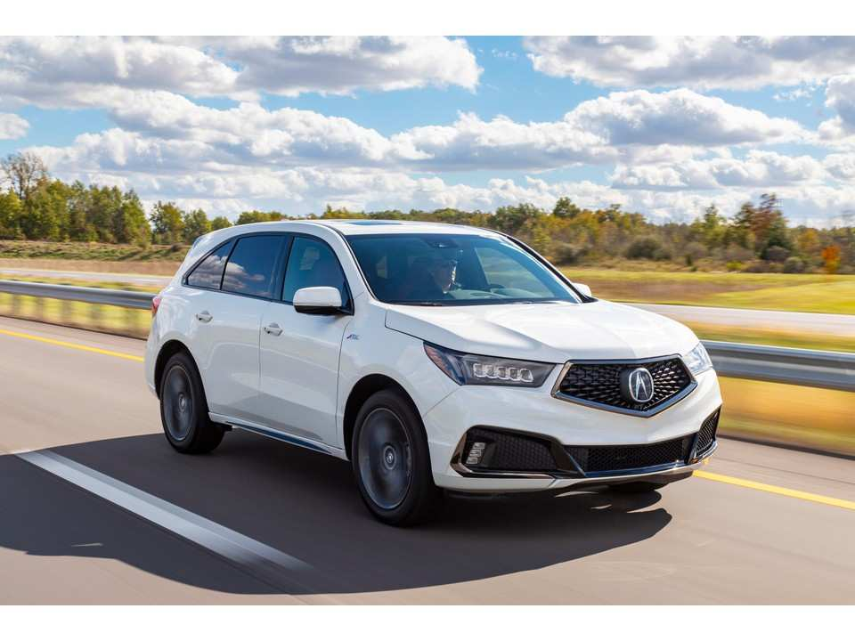 53 A Acura Mdx Changes For 2020 Price