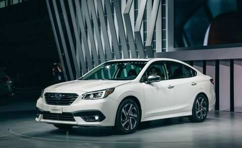 53 A Subaru New Legacy 2020 Concept And Review