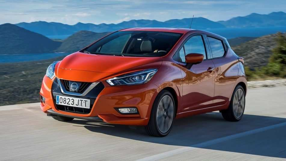 53 All New 2019 Nissan Micra Spy Shoot