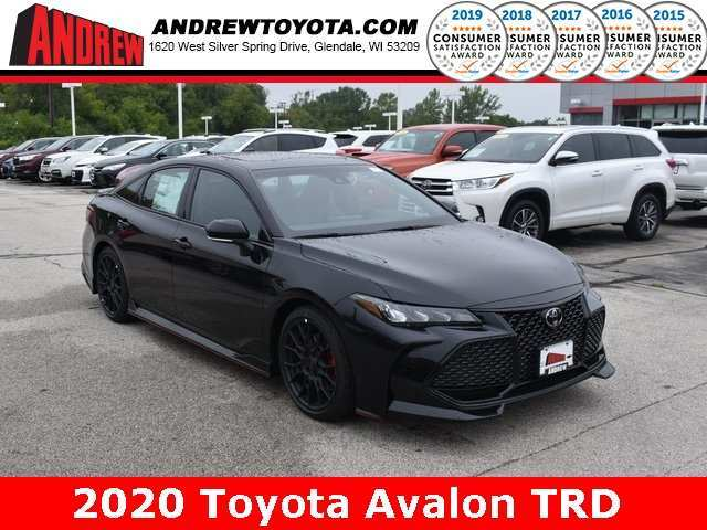 53 All New 2020 Toyota Avalon Interior