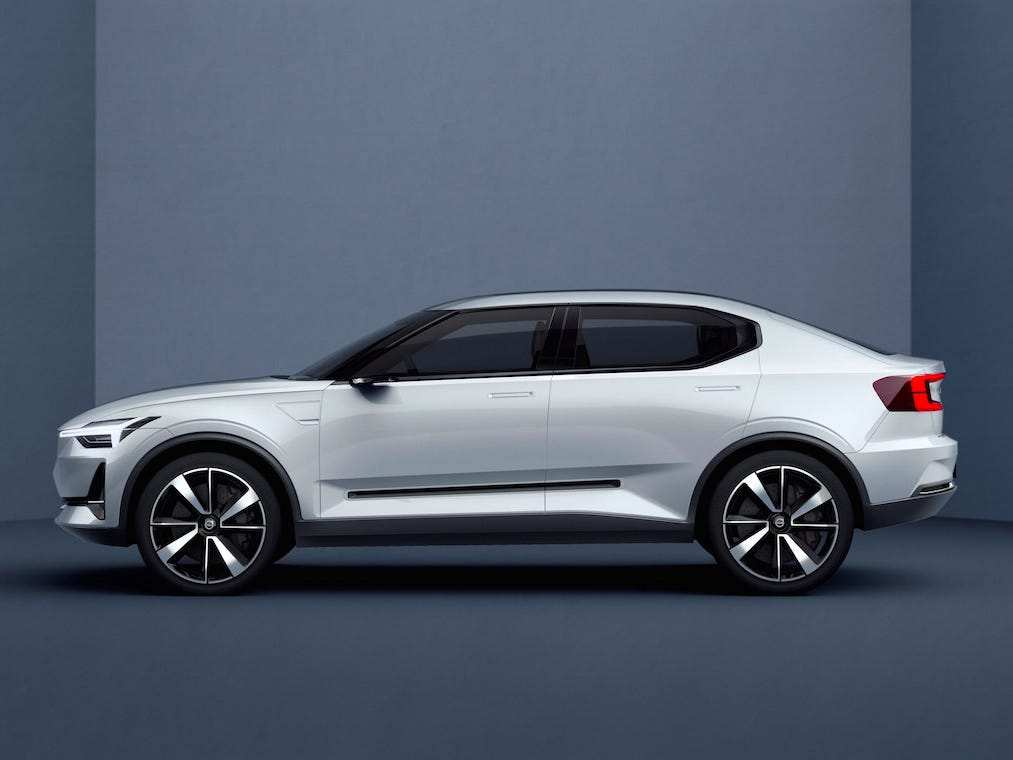 53 All New Volvo Electric Cars 2020 New Concept