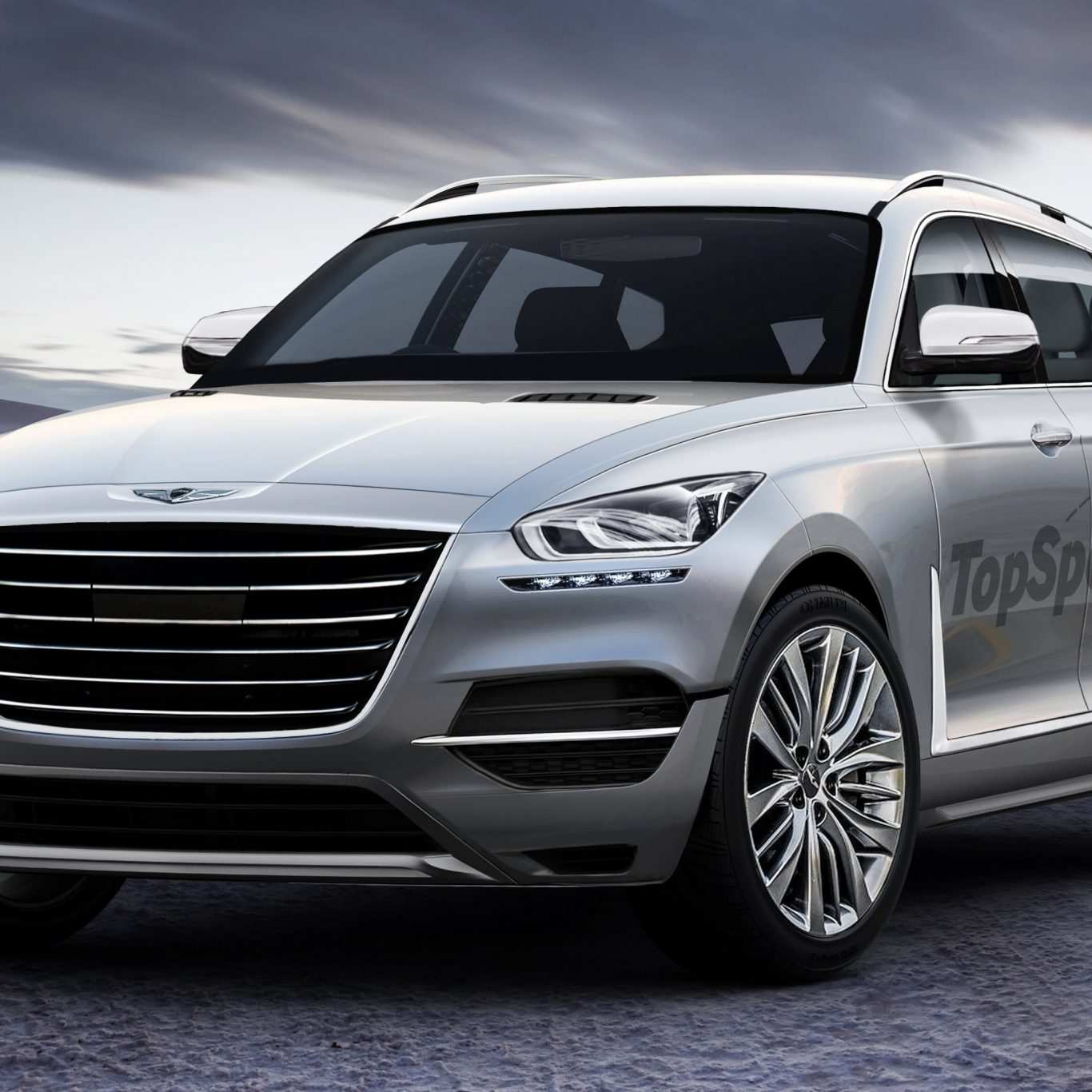 53 Best 2020 Hyundai Genesis Suv Redesign And Concept