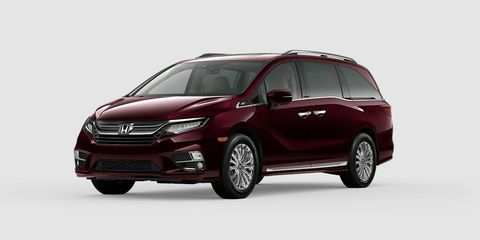 53 Best When Will 2020 Honda Odyssey Come Out Interior