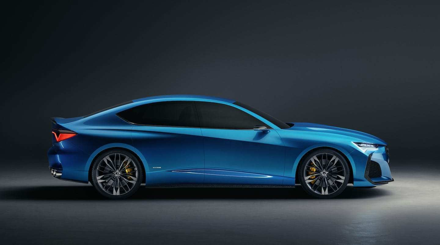 53 New 2019 Acura Tlx Type S Pictures