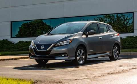 53 The Best 2019 Nissan Electric Car Price Design And Review