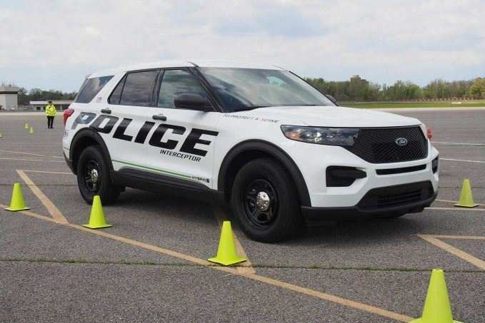 53 The Best 2020 Ford Police Interceptor Picture