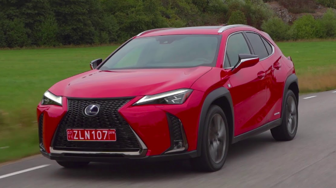 53 The Best 2020 Lexus Ux 250H Review And Release Date