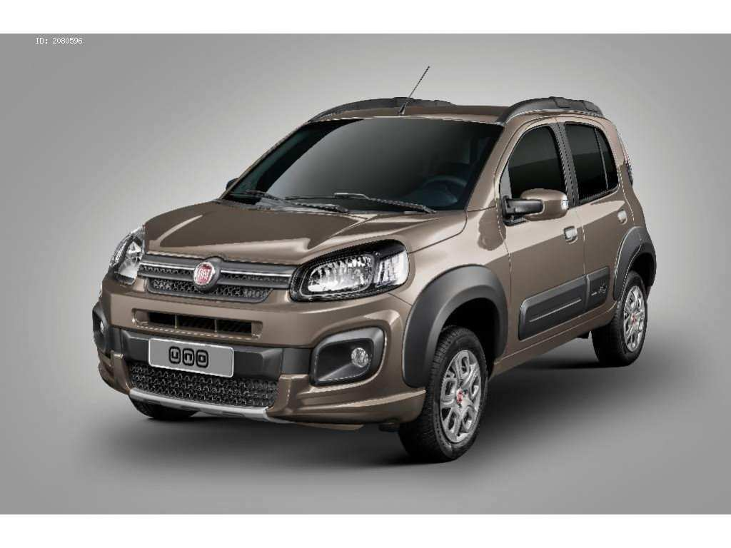 53 The Fiat Uno 2019 Redesign And Concept