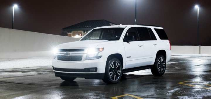 54 A 2019 Chevrolet Tahoe Overview