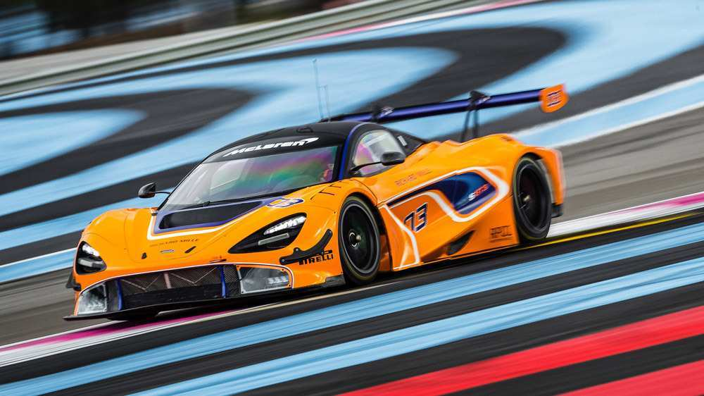 54 A 2019 Mclaren 720S Gt3 New Model And Performance
