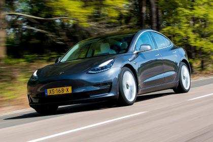 54 A 2019 Tesla Model 3 Ratings