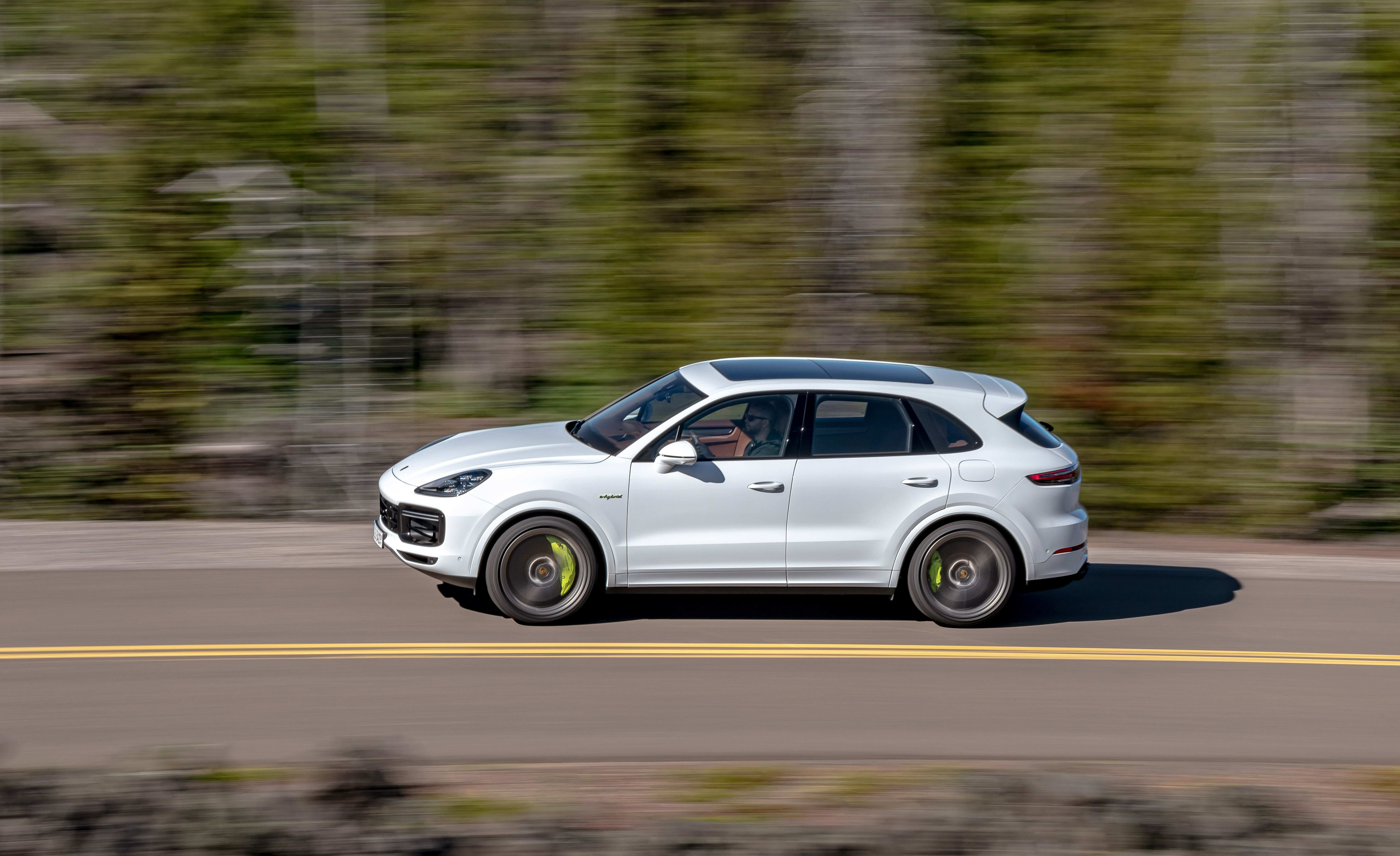 54 A 2020 Porsche Cayenne Turbo S New Model And Performance
