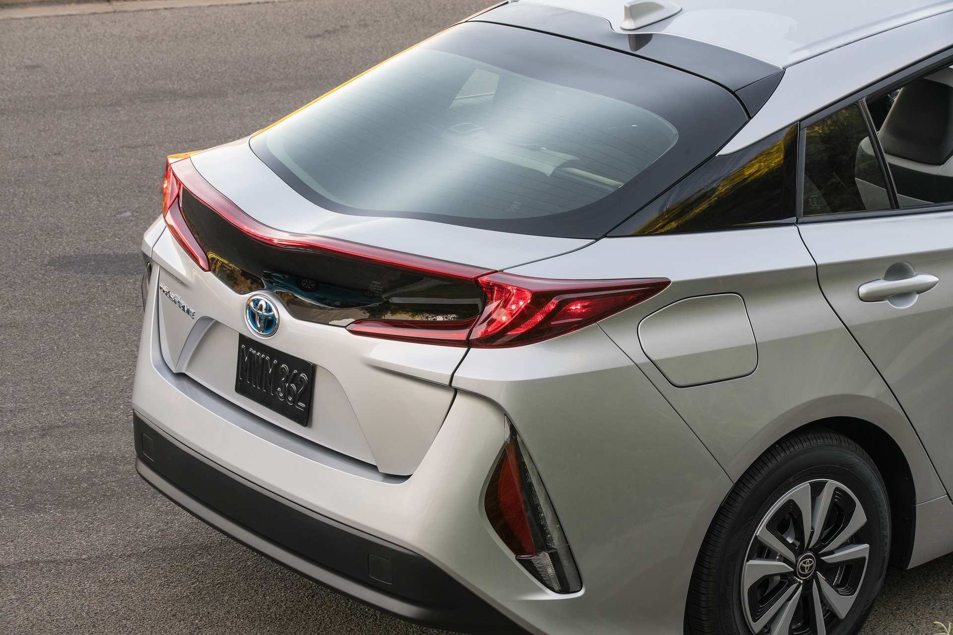 54 A 2020 Toyota Electric Car History
