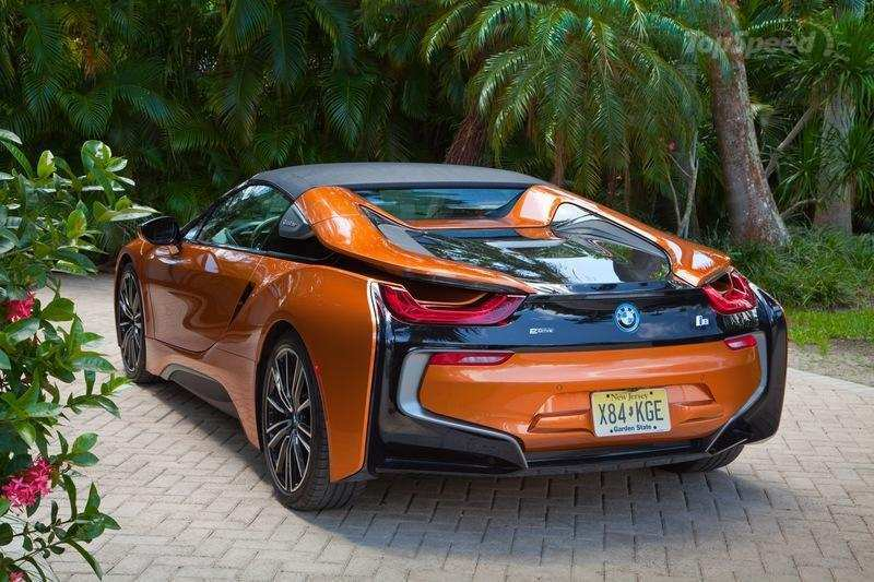 54 All New 2019 Bmw I8 Roadster New Review
