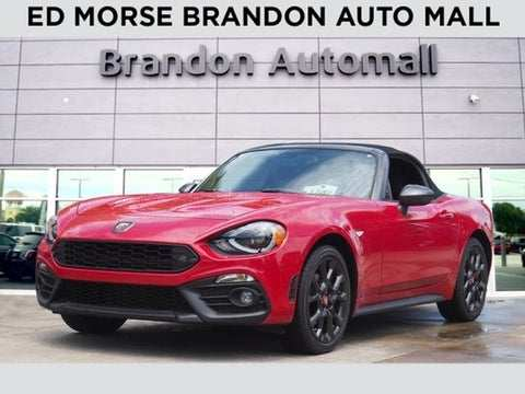 54 All New 2019 Fiat Abarth 124 Spider Specs