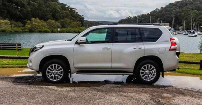 54 All New 2020 Toyota Prado Price And Review