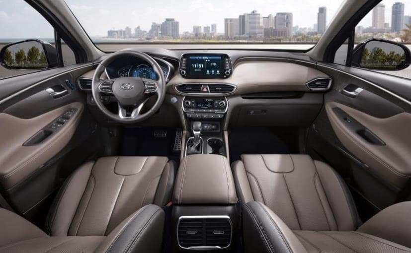 54 Best 2019 Hyundai Santa Fe Launch Exterior