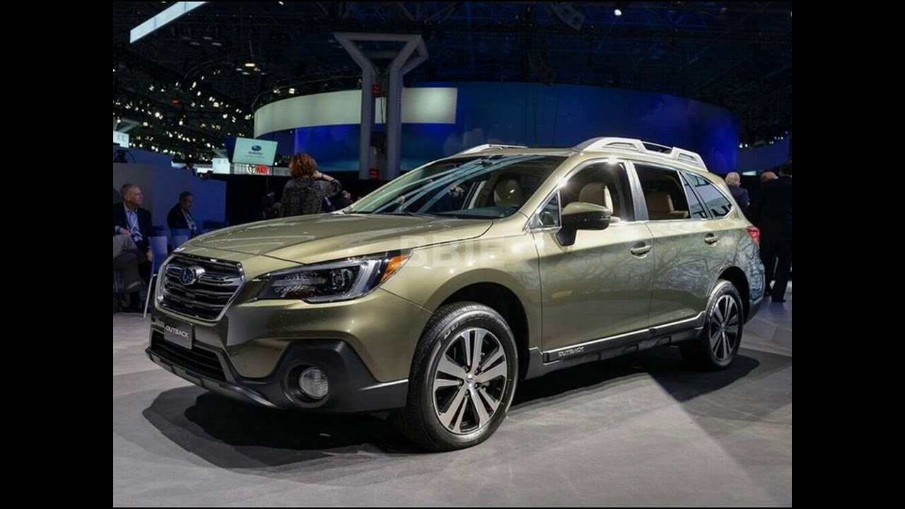 54 Best 2019 Subaru Outback Changes Release Date And Concept