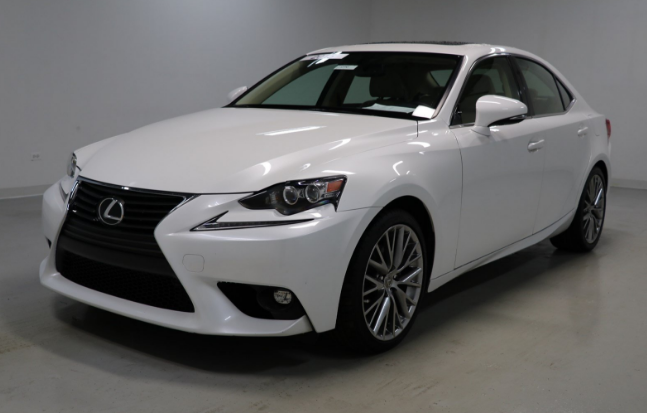 54 New 2019 Lexus Is 200T Price Design And Review