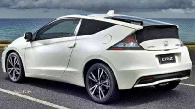 54 New 2020 Honda Cr Z Performance And New Engine