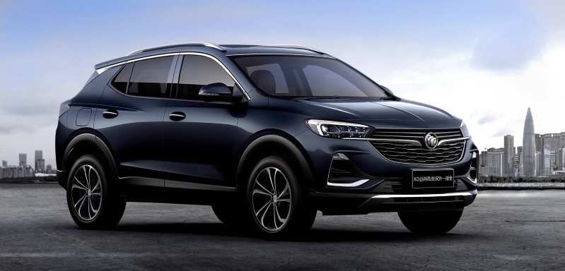 54 The 2020 Buick Encore Shanghai Wallpaper