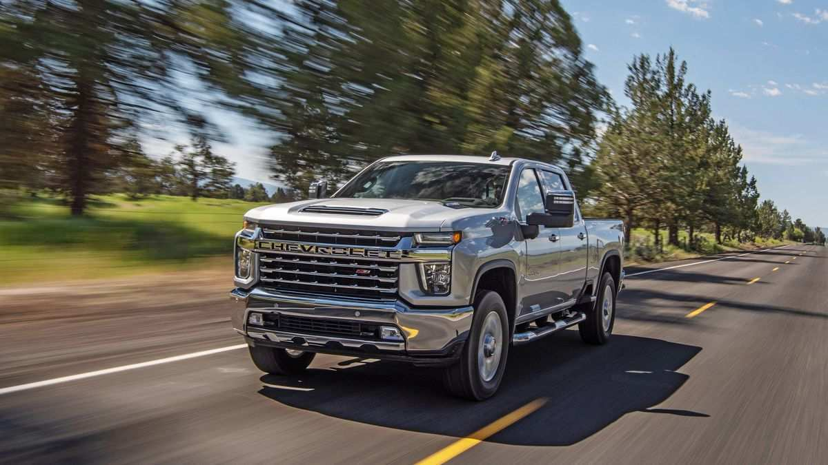 54 The 2020 Chevrolet 2500 Ltz Picture