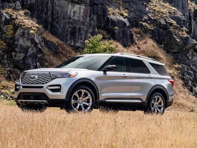 54 The 2020 Ford Explorer Availability Price And Review