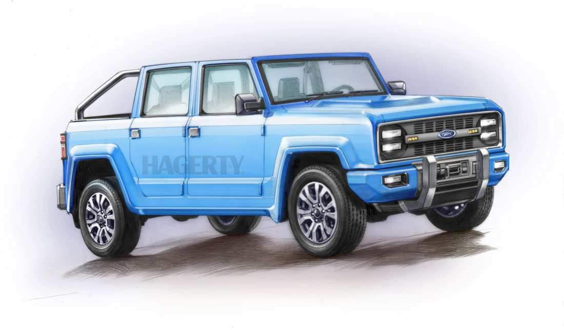 54 The 2020 Orange Ford Bronco Price