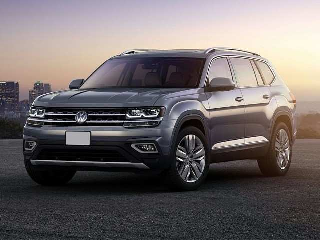 54 The 2020 Volkswagen Atlas Release Date Redesign And Review