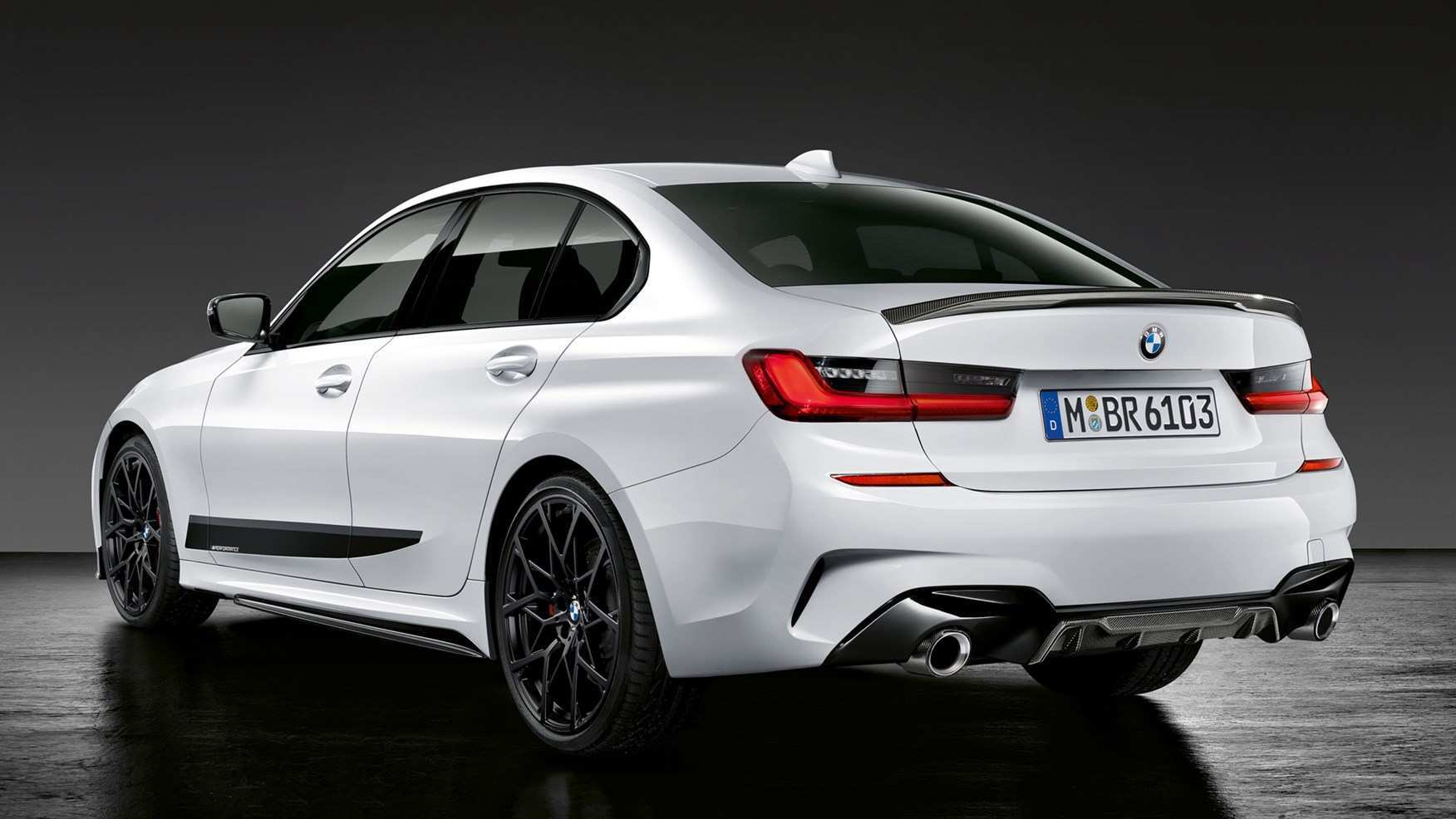 54 The Best 2019 Bmw 3 Series G20 Review And Release Date