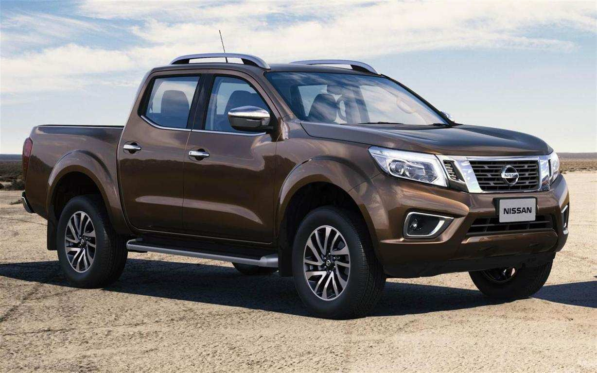 54 The Best 2019 Nissan Frontier Release Date Performance