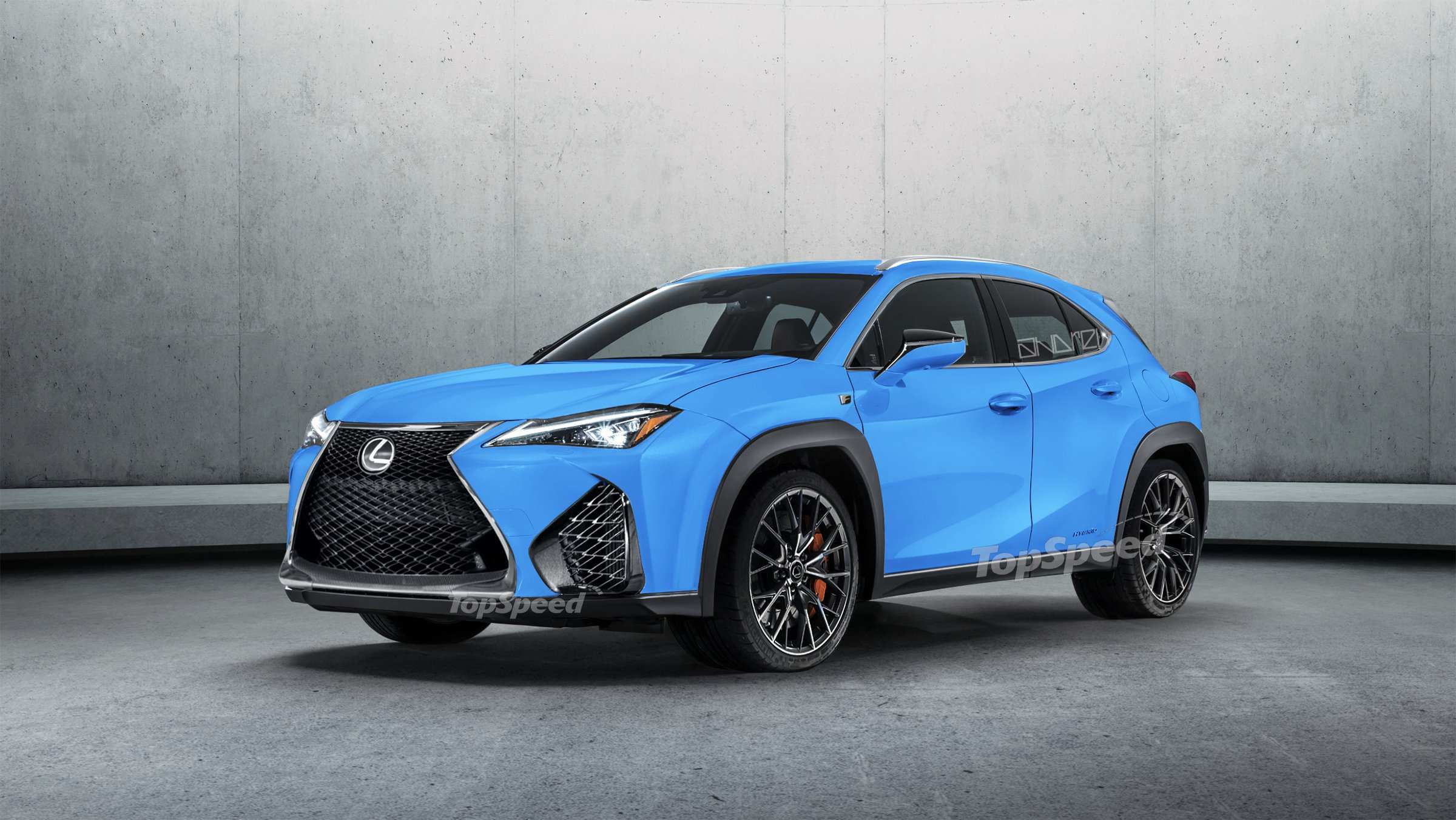 54 The Best 2020 Lexus Ux 250H First Drive