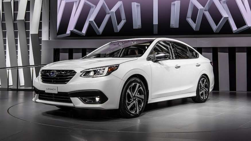 54 The Best 2020 Subaru Legacy Ground Clearance Exterior
