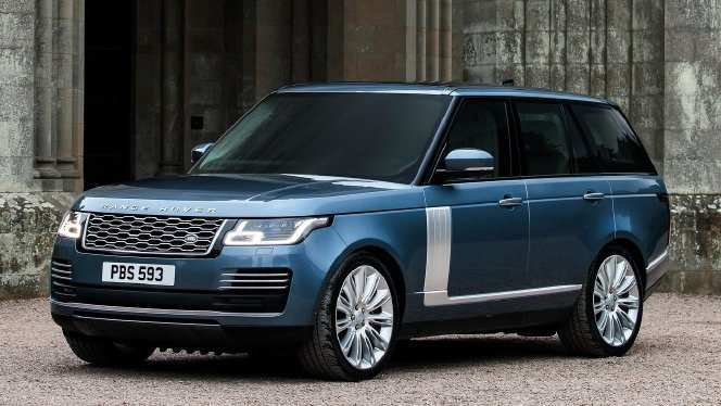 54 The Land Rover Range Rover Vogue 2019 Price Design and Review