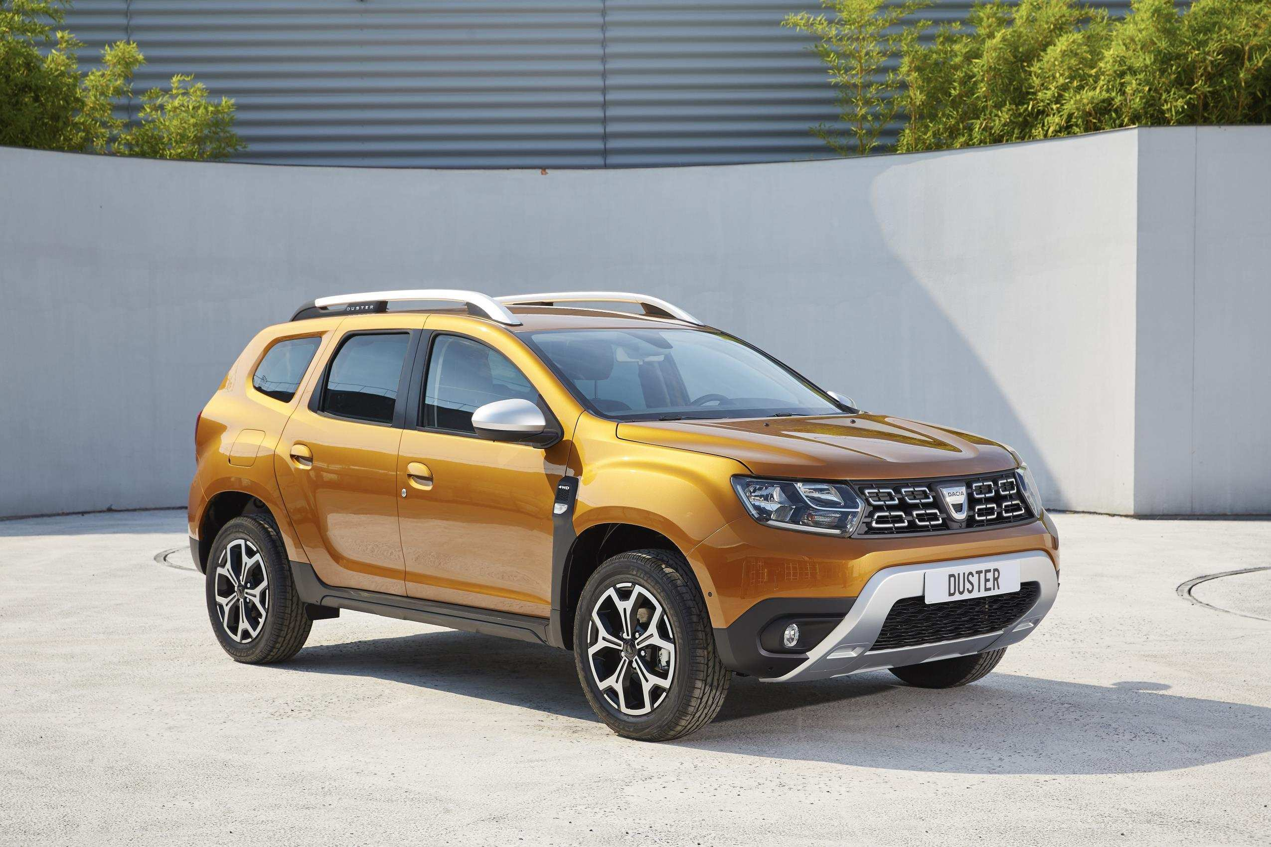54 The Renault Duster 2019 Mexico Spy Shoot