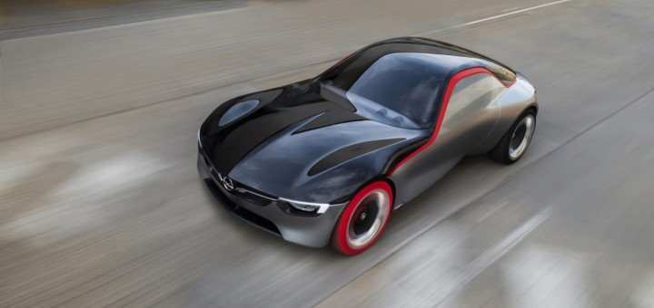 55 A 2019 Opel Gt Research New