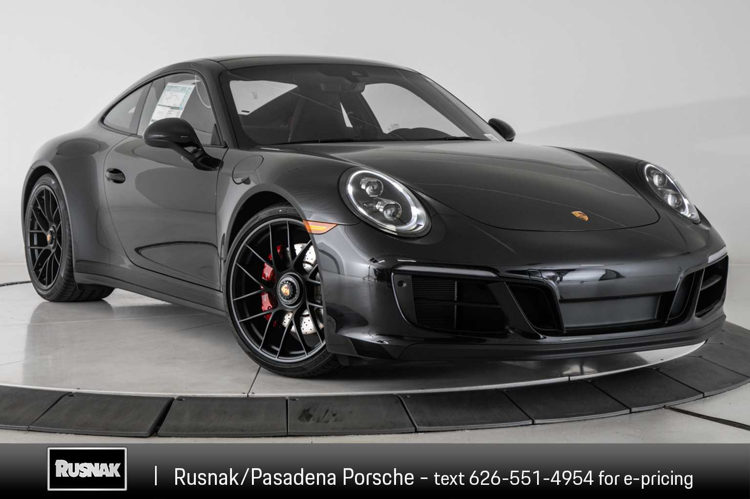 55 A 2019 Porsche Gts New Model And Performance