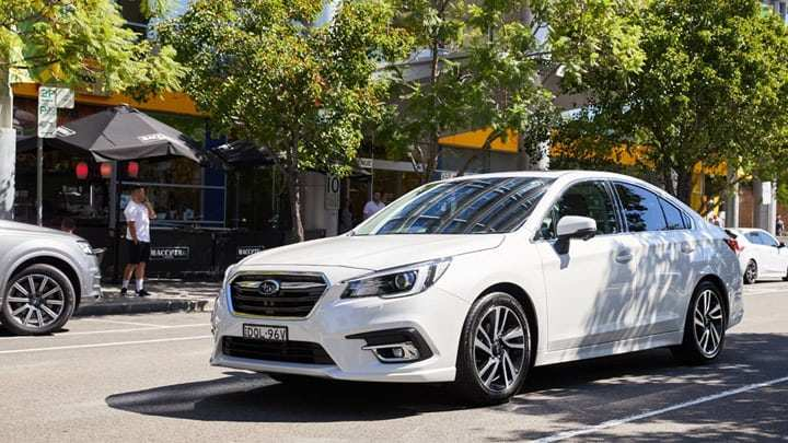 55 A 2019 Subaru Liberty Price And Release Date