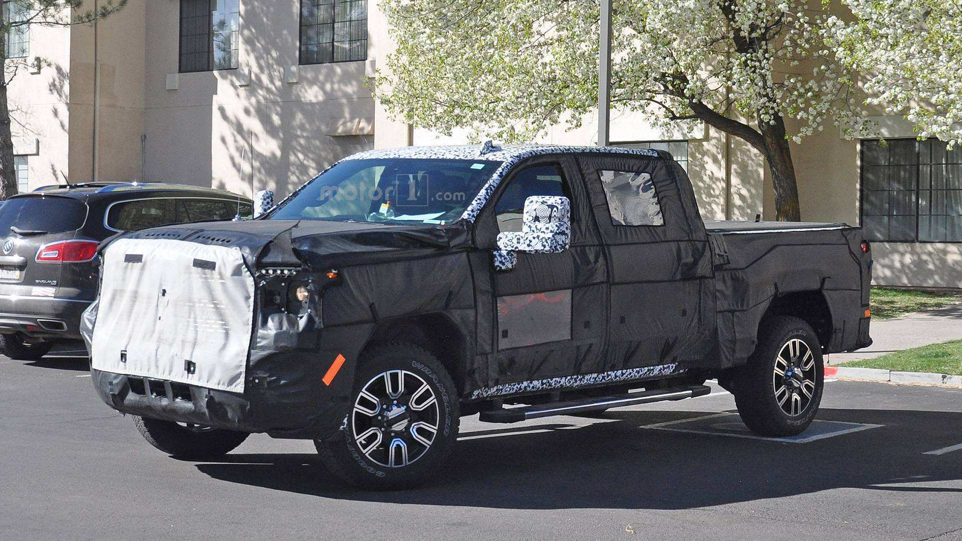 55 A 2020 Gmc Hd Pickup Review And Release Date