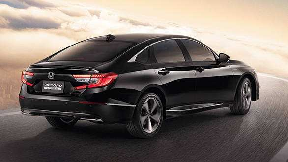 55 A 2020 Honda Accord Sedan Price And Release Date