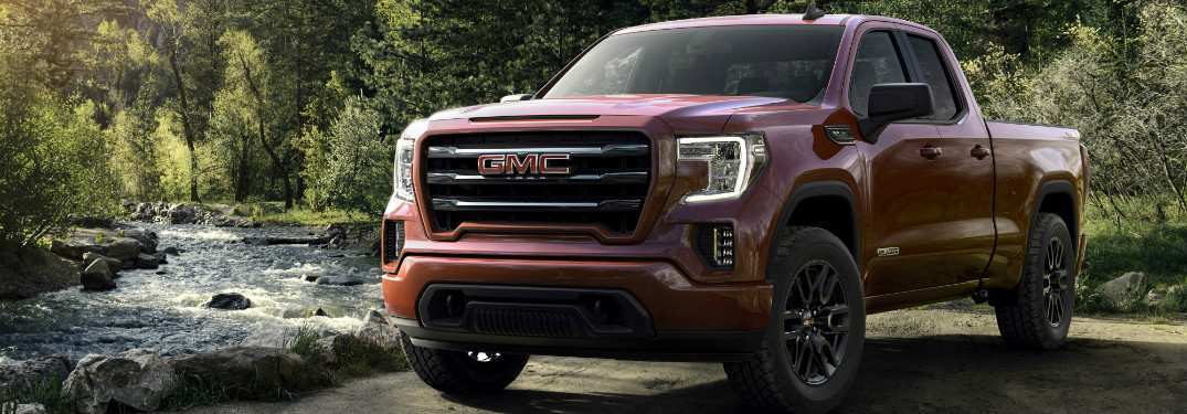 55 All New 2019 Gmc 1500 Release Date Price And Review