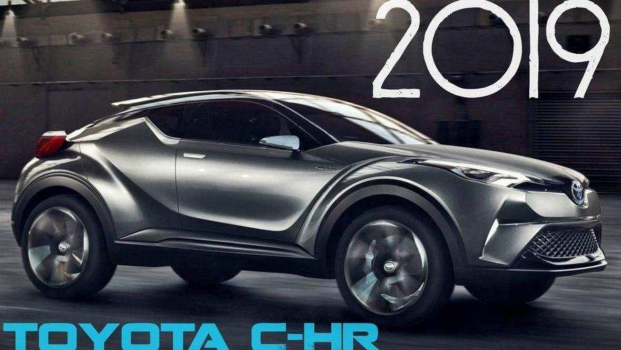 55 All New 2019 Toyota C Hr Model